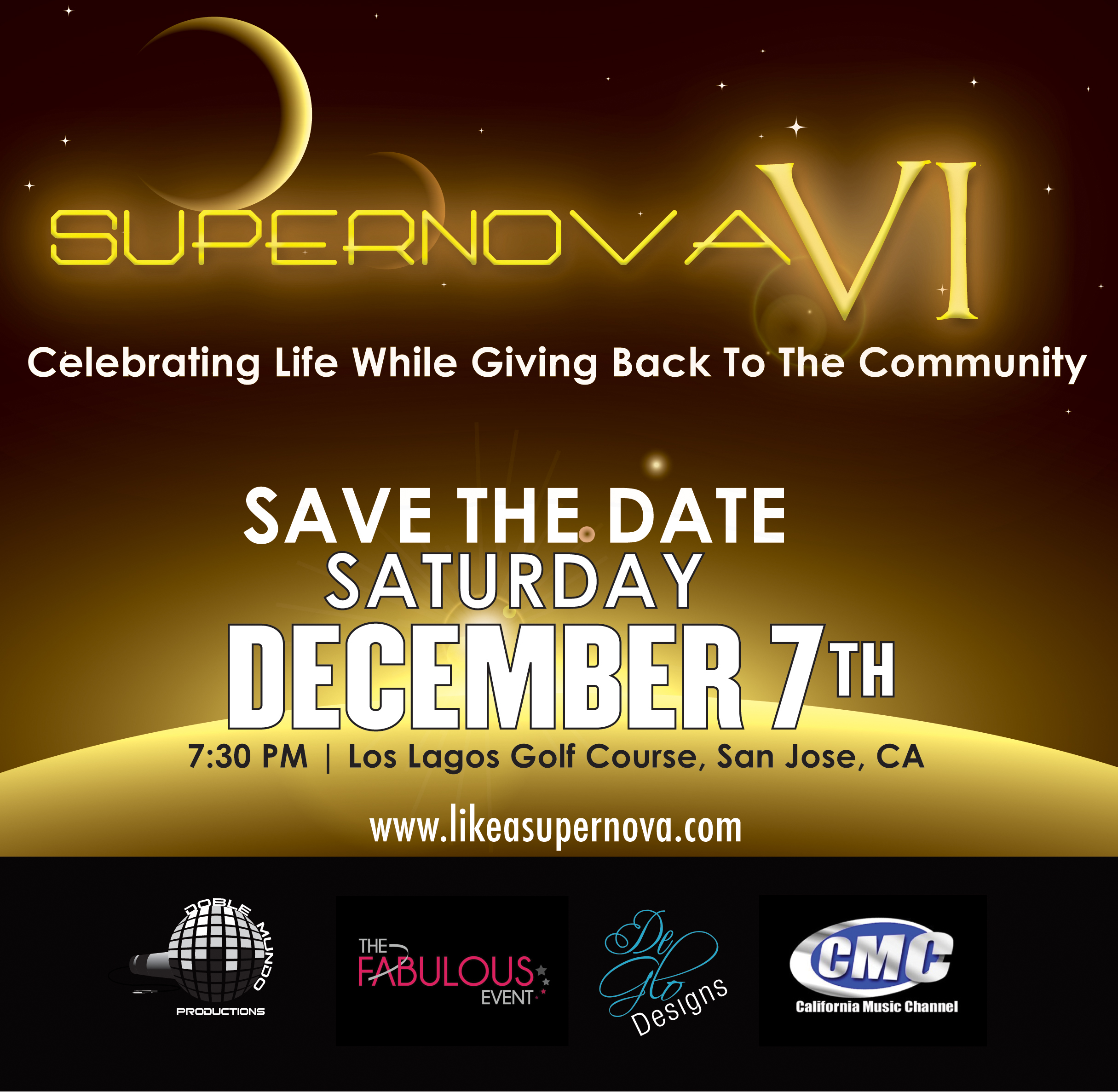 Supernova VI @ Los Lagos Golf Course's, Club House