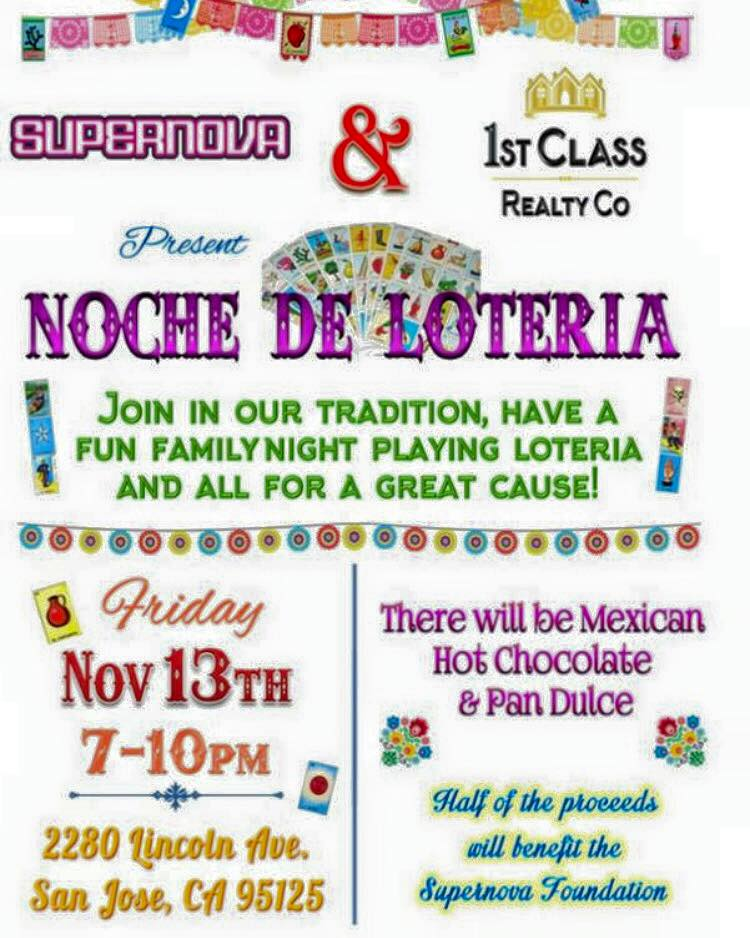 Join us for Loteria Night!