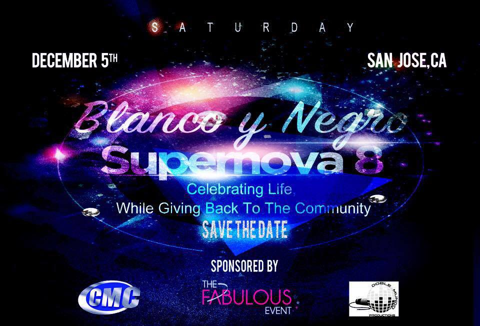 Save the Date! Supernova 8!