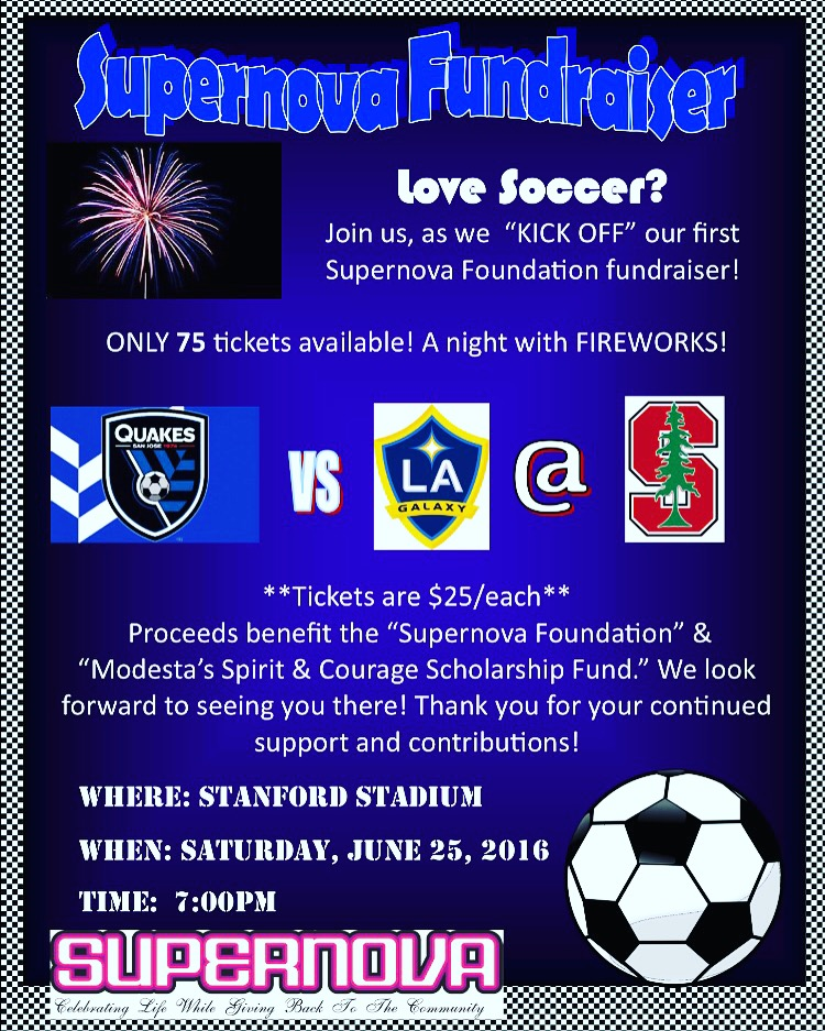 Supernova Foundation Fundraiser