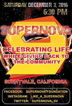 Supernova 9 Details! Join us for an amazing evening!