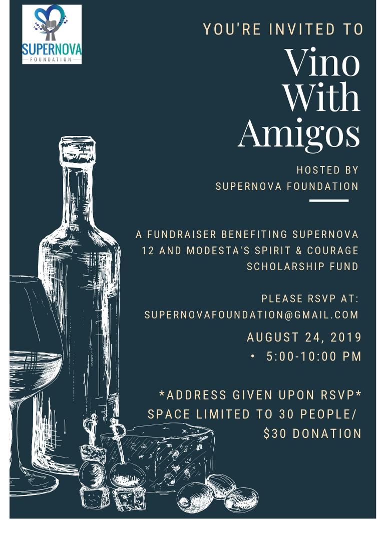 Vino with Amigos