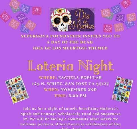 Loteria Night 2019