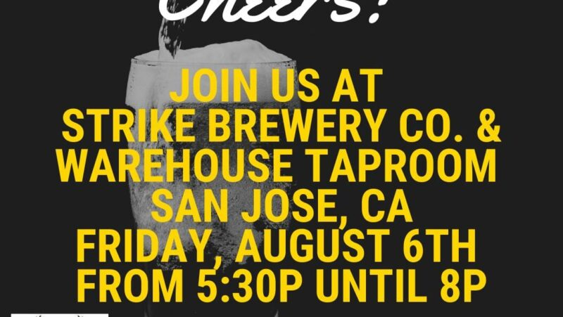 Strike Brewery Fundraiser