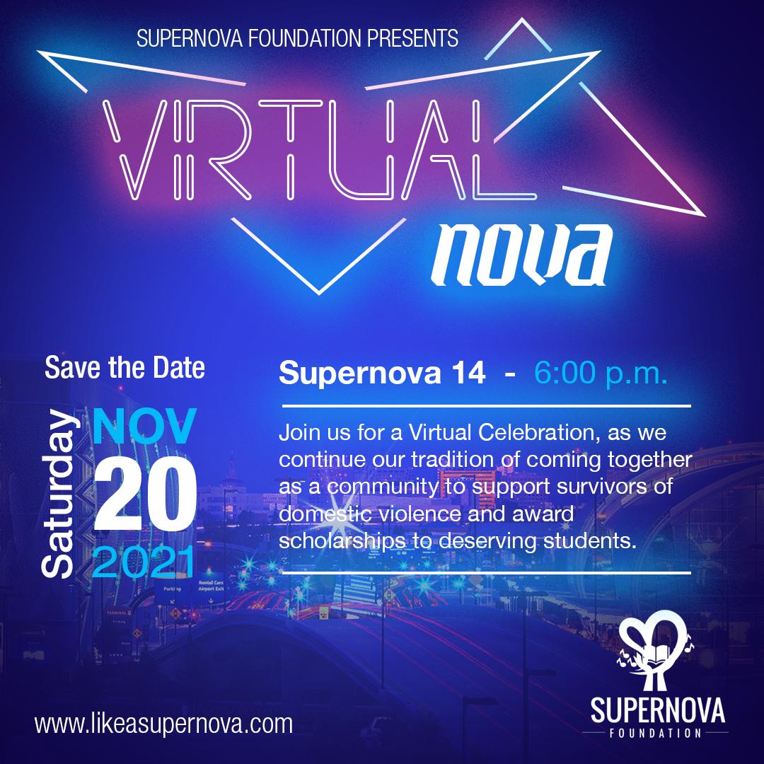 Supernova 14 – VirtualNova